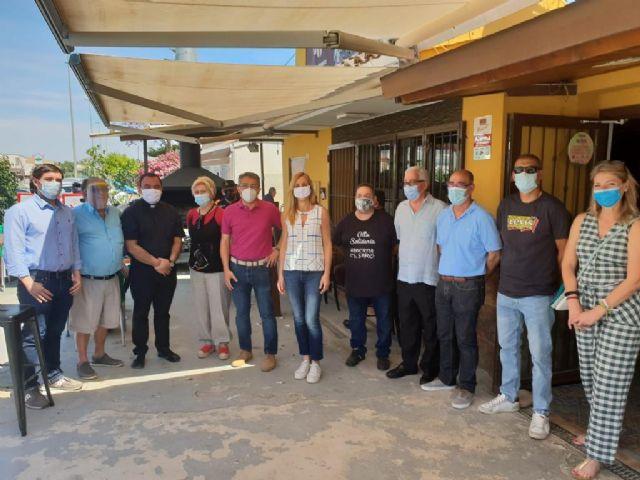 Alquerías inicia una campaña de recogida de alimentos en colaboración con Cáritas, Cruz Roja y el Banco de Alimentos - 1, Foto 1