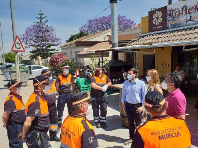Alquerías inicia una campaña de recogida de alimentos en colaboración con Cáritas, Cruz Roja y el Banco de Alimentos - 2, Foto 2