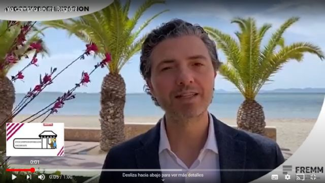 Empresarios de FREMM graban un vídeo  animando a la compra comprometida con el empleo y la economía regional - 1, Foto 1