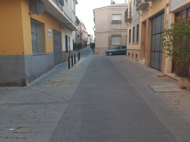 Mañana arranca la peatonalizaci�n de 14 calles y plazas de Totana durante 12 horas seguidas para habilitar espacios de paseo y recreo a los ciudadanos, Foto 3
