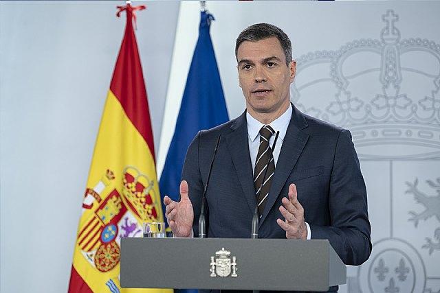 El presidente del Gobierno ha anunciado que en el mes de julio se reanudar� la actividad tur�stica, Foto 1