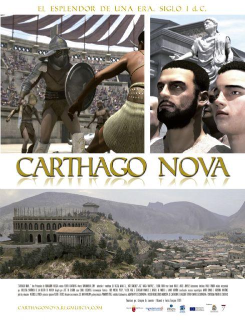 La película de animación Carthago Nova supera las 255.000 reproducciones - 1, Foto 1