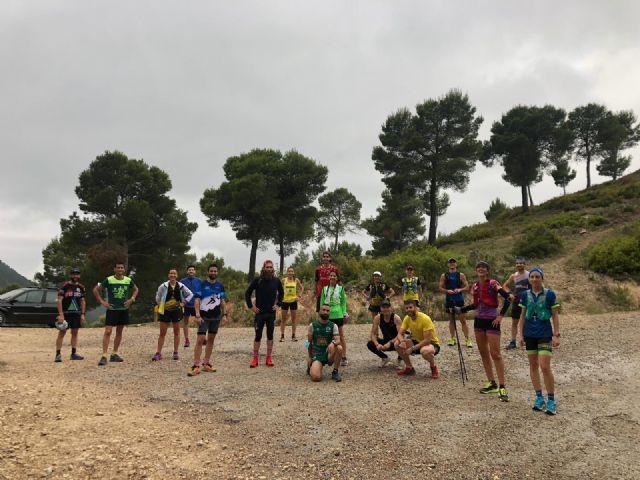 Más trabajo en Ricote para nuestro Trail Running - 1, Foto 1