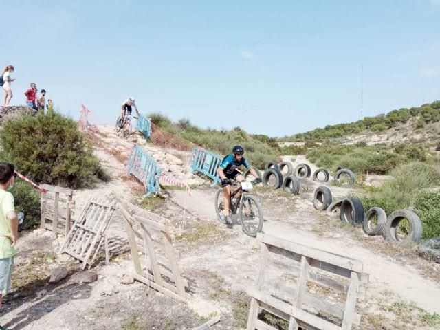 Mazarrón celebra otra exitosa cita con el ciclismo con el III G.P. de XCO