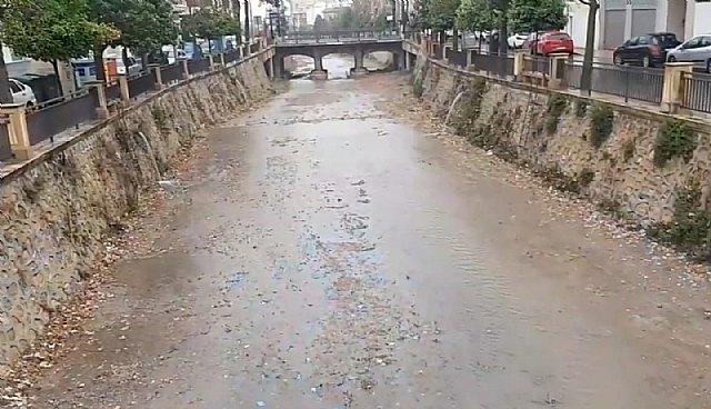 [Precipitaciones acumuladas en Totana hasta las 15:00 horas