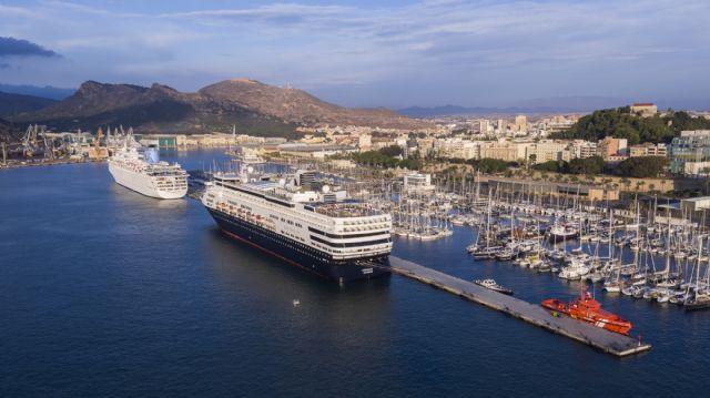 El Puerto de Cartagena cierra ocho nuevas escalas de cruceros a partir del mes de julio - 1, Foto 1