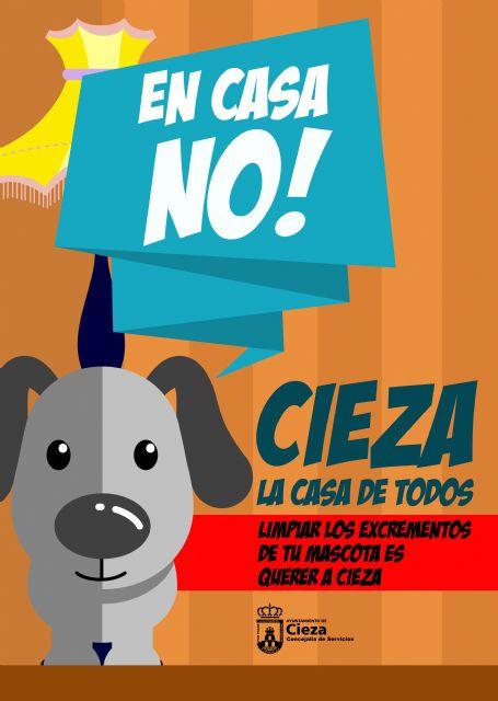 La Concejalía de Servicios inicia una campaña de concienciación contra las deposiciones caninas - 1, Foto 1