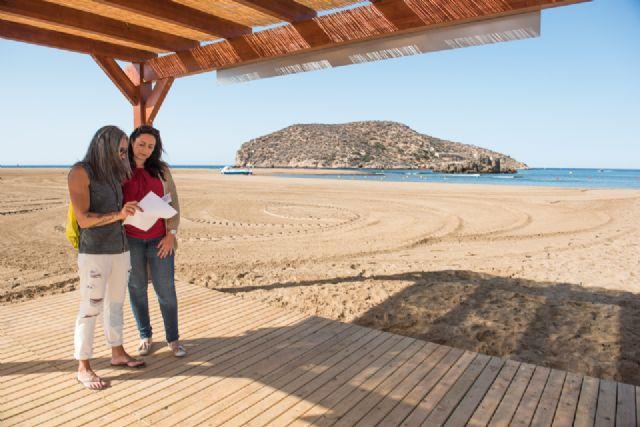 Mejora de accesos y nuevas instalaciones en las playas para este verano - 2, Foto 2