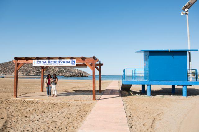 Mejora de accesos y nuevas instalaciones en las playas para este verano - 3, Foto 3