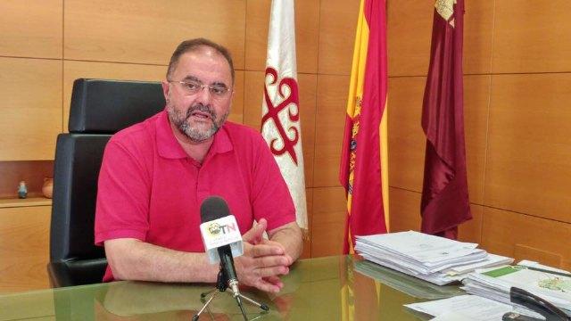 Última entrevista de Juan José Cánovas como alcalde de esta legislatura