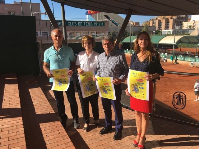 El torneo UNICEF vuelve al Murcia Club de Tenis - 1, Foto 1
