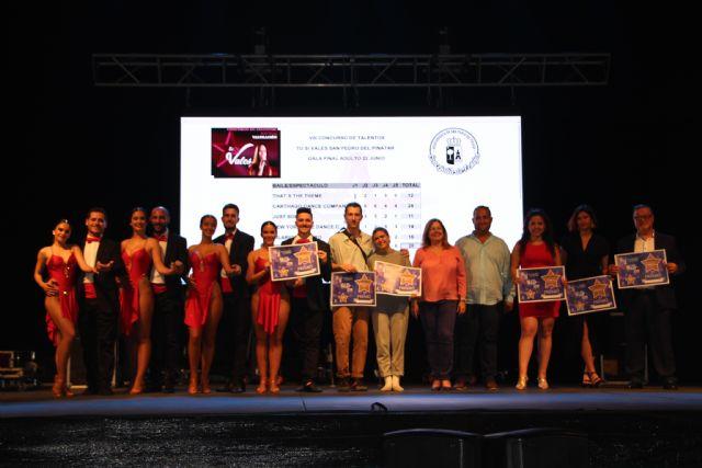El VIII Concurso de Talentos de San Pedro del Pinatar ofreció dos veladas muy reñidas - 1, Foto 1