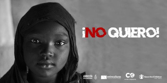 Advierten de las consecuencias de la Covid-19 sobre los matrimonios infantiles y la mutilación genital femenina - 1, Foto 1