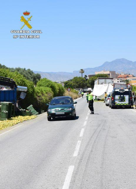 La Guardia Civil investiga al conductor de un vehículo articulado de 40 toneladas por quintuplicar la tasa de alcoholemia permitida - 4, Foto 4