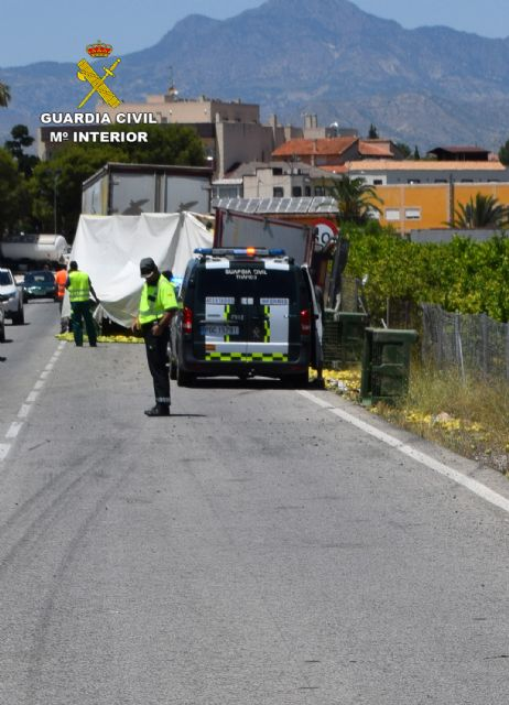 La Guardia Civil investiga al conductor de un vehículo articulado de 40 toneladas por quintuplicar la tasa de alcoholemia permitida - 5, Foto 5