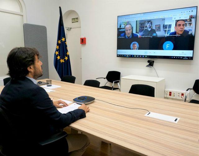 La Comunidad destaca la importancia de la formación en sectores emergentes durante el primer Foro de Empleo Virtual - 1, Foto 1