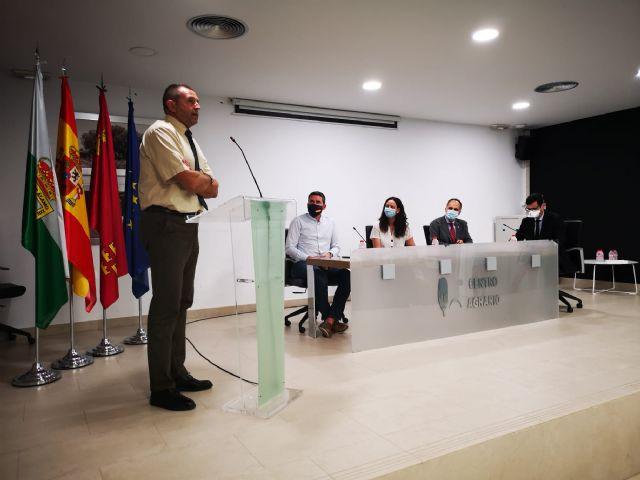 El Ayuntamiento de Fuente Álamo y la UPCT ponen en marcha una cátedra sobre gestión ambiental para la sostenibilidad de la ganadería intensiva de porcino - 1, Foto 1