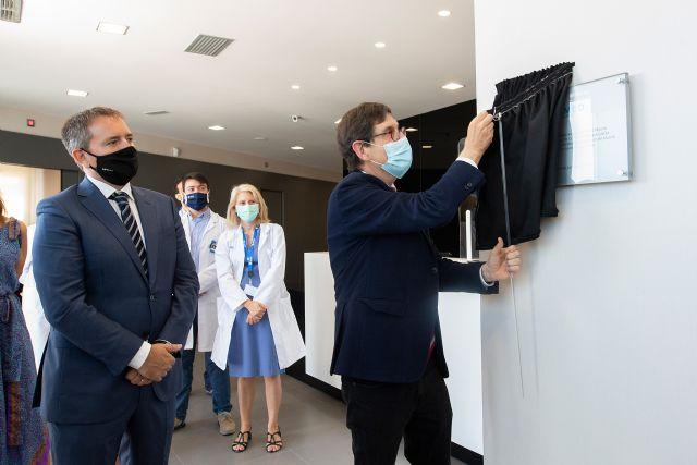 Grupo IMED presenta su centro de radioterapia oncológica en Murcia - 1, Foto 1