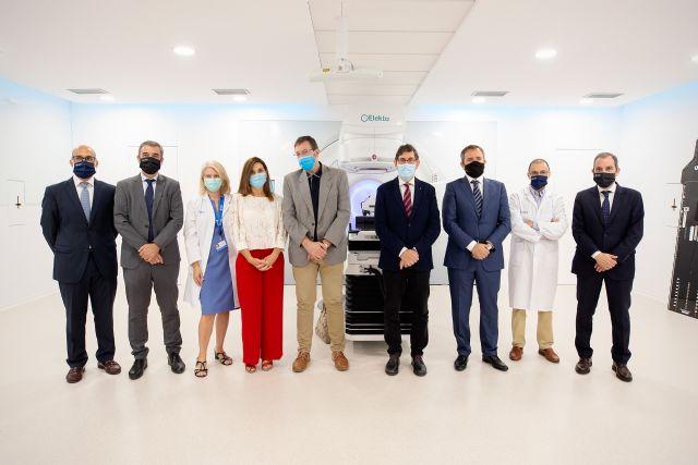 Grupo IMED presenta su centro de radioterapia oncológica en Murcia - 2, Foto 2