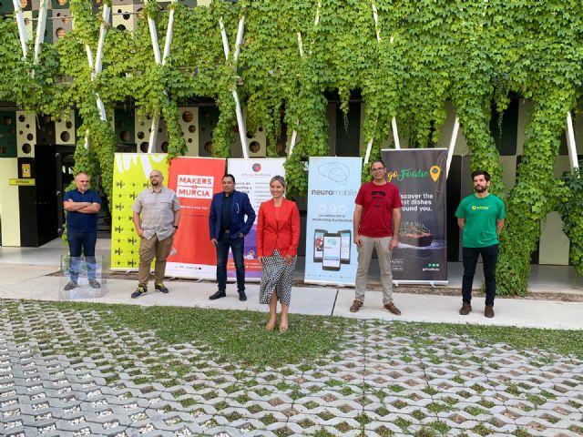 La Comunidad reconoce a las empresas innovadoras de la Región que han desarrollado soluciones tecnológicas durante la pandemia - 1, Foto 1