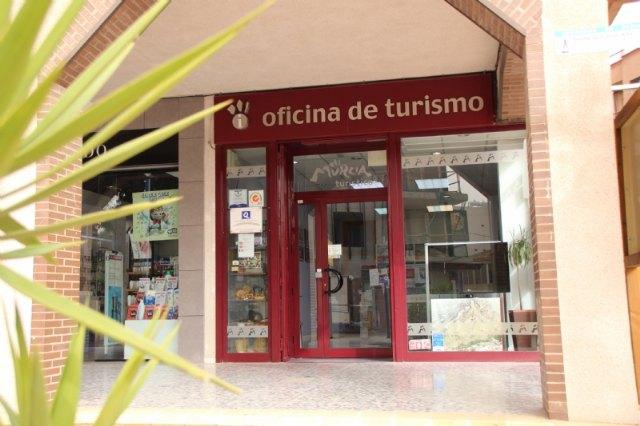 La oficina de Turismo de Alhama reabre sus puertas este miércoles 24 de junio - 1, Foto 1