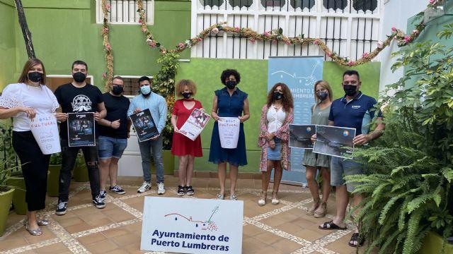 Puerto Lumbreras apuesta por los artistas locales en un verano lleno de actividades a través de la programación Nogalte Cultural - 3, Foto 3