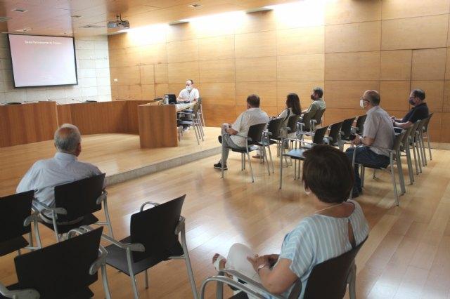 El Consejo Coordinador de la Sede de Extensión Universitaria de la UMU en Totana hacer balance de las actuaciones promovidas desde su puesta en marcha en 2017 - 2, Foto 2