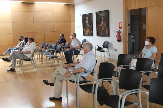 El Consejo Coordinador de la Sede de Extensión Universitaria de la UMU en Totana hacer balance de las actuaciones promovidas desde su puesta en marcha en 2017 - 3, Foto 3