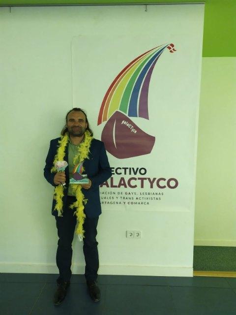 El Ayuntamiento de Totana recibe uno de los premios de la X Gala del Orgullo Cartagenero - 4, Foto 4