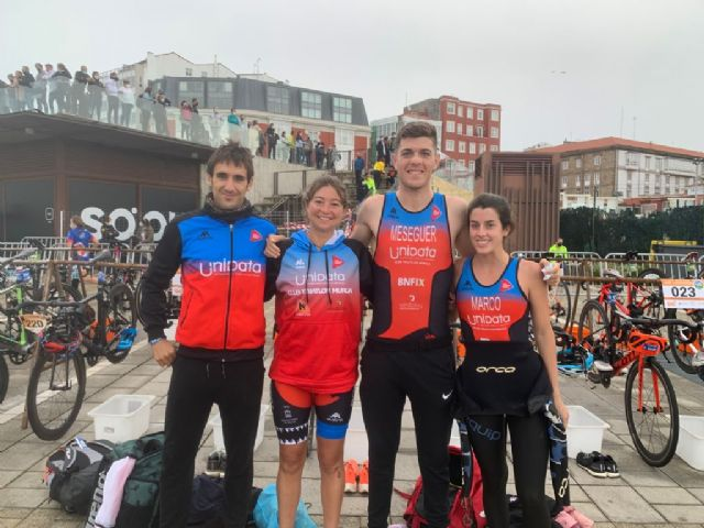 Buen balance de los equipos y deportistas murcianos en los Campeonatos de España de Triatlón por Clubes y por Relevos Mixtos - 2, Foto 2