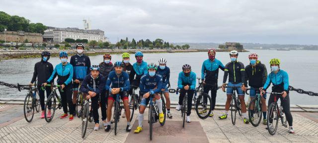 Buen balance de los equipos y deportistas murcianos en los Campeonatos de España de Triatlón por Clubes y por Relevos Mixtos - 3, Foto 3
