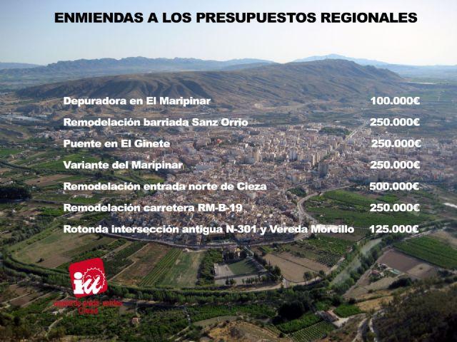 El PP y los tránsfugas que le apoyan rechazan inversiones para Cieza por importe de 1,7 millones de euros - 1, Foto 1