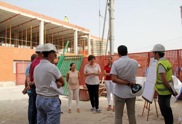 En marcha las obras de ampliación delcolegioJuanAntonioLópez Alcaraz de Puerto Lumbreras - 1, Foto 1