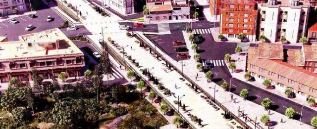 Técnicos de ADIF visitarán mañana Alcantarilla para informar sobre el proyecto de la línea de Alta Velocidad - 1, Foto 1