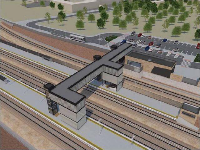 Técnicos de ADIF visitarán mañana Alcantarilla para informar sobre el proyecto de la línea de Alta Velocidad - 2, Foto 2