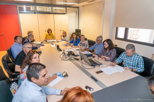 La Comisión de Urbanismo aprueba solicitar a Carreteras del Estado la cesión de la antigua nacional que atraviesa Alumbres - 1, Foto 1