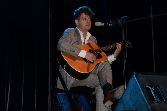 Juan Perro emociona en una noche mágica estrenando con gran éxito el nuevo mirador de Bahía, Foto 3