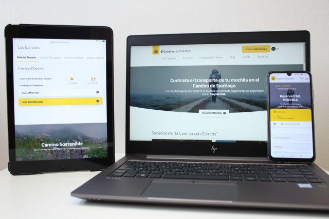 Correos lanza su nueva web del Camino de Santiago - 1, Foto 1