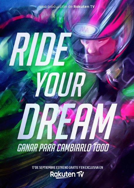 "Rakuten TV estrena ""Ride your dream"", el documental sobre la campeona mundial de Superbikes Ana Carrasco - 1, Foto 1"