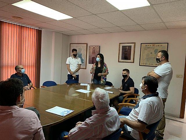 Reunión del equipo de gobierno con un comité de empresarios locales - 2, Foto 2