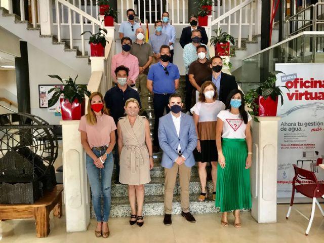 Seis empresas sellan su compromiso con Lorquí y con la lucha contra el cambio climático participando en un proyecto Life - 1, Foto 1