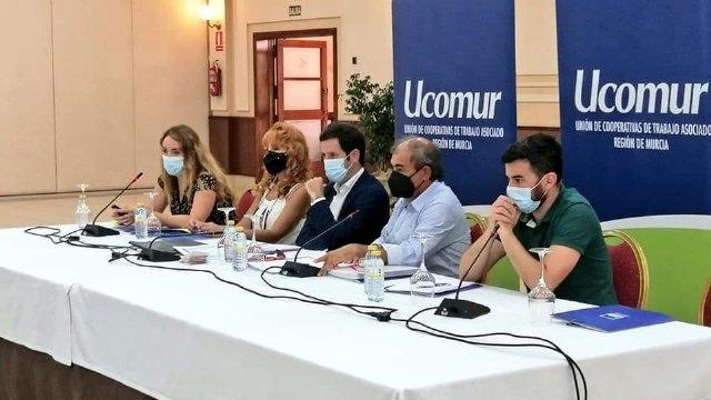Mula participa en el encuentro organizado por Ucomur sobre proyectos para 2021-2022 - 1, Foto 1