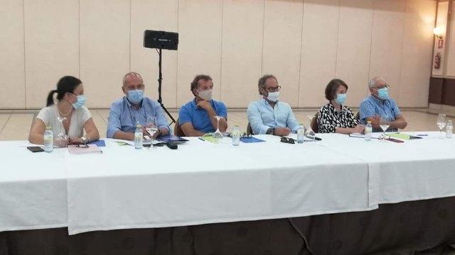 Mula participa en el encuentro organizado por Ucomur sobre proyectos para 2021-2022 - 2, Foto 2