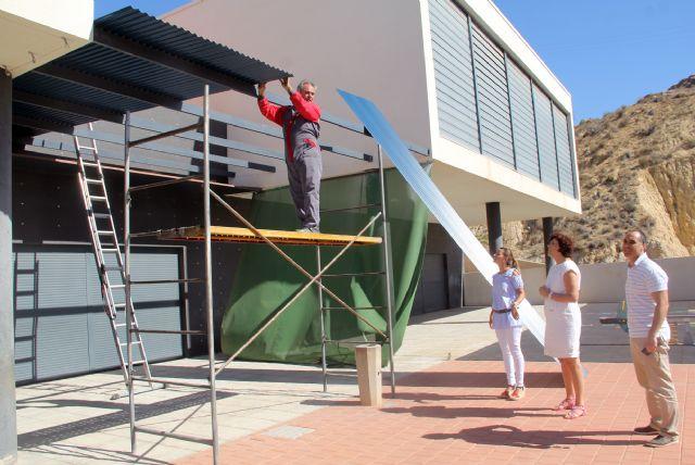 El Ayuntamiento ejecuta obras de mejora en todos los colegios de Puerto Lumbreras - 1, Foto 1