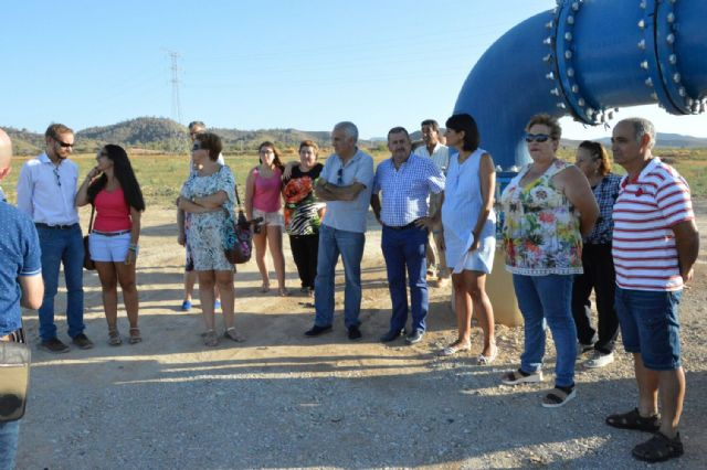The PSOE requires the Congress to urgently sign the agreement to consolidate irrigation Raiguero and Paretón