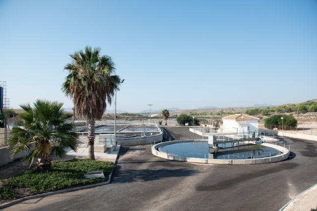 ESAMUR mejora las instalaciones de la depuradora de Camposol - 3, Foto 3