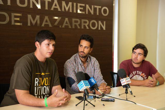 La Federación Murciana de Estudiantes realiza este sábado un encuentro regional en Mazarrón, Foto 1