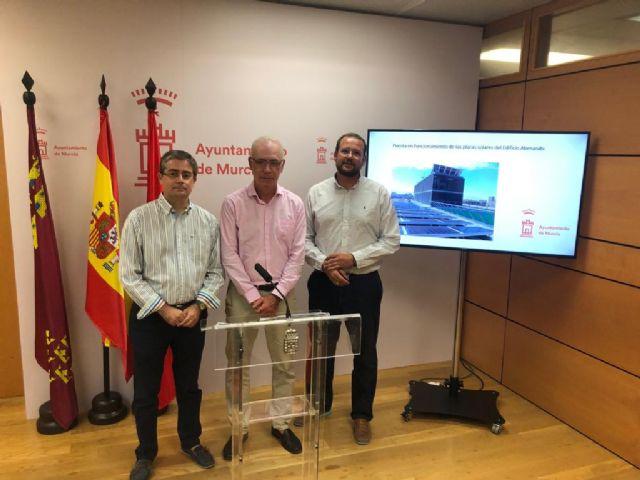 El municipio de Murcia cuenta con 27 instalaciones fotovoltaicas conectadas a la red - 1, Foto 1