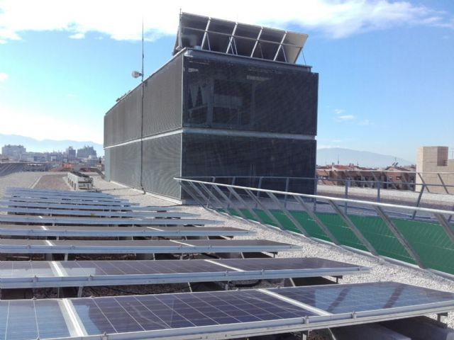 El municipio de Murcia cuenta con 27 instalaciones fotovoltaicas conectadas a la red - 2, Foto 2
