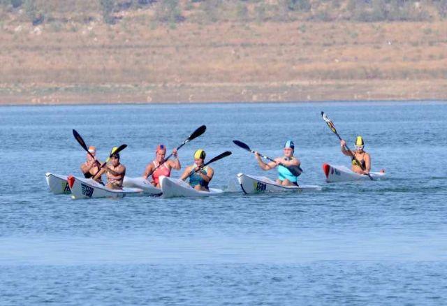 La participación en los Campeonatos de España de Larga Distancia de Salvamento y Socorrismo se recupera tras la edición del confinamiento - 1, Foto 1